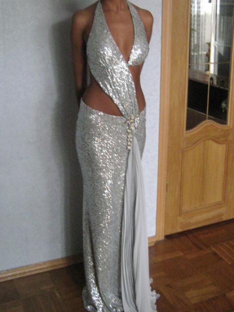 Длинные вечерние платья женская