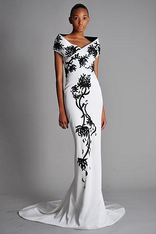 Вечрнее платье своими руками